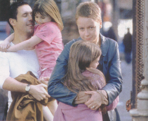 <em>An Irish immigrant family comes to New York in <strong>In America</strong>.</em>