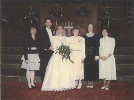 <em>The Barr-Sardia Wedding.</em>