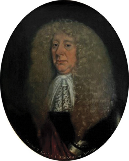 <em>Sir Randal MacSorley MacDonnell.</em>