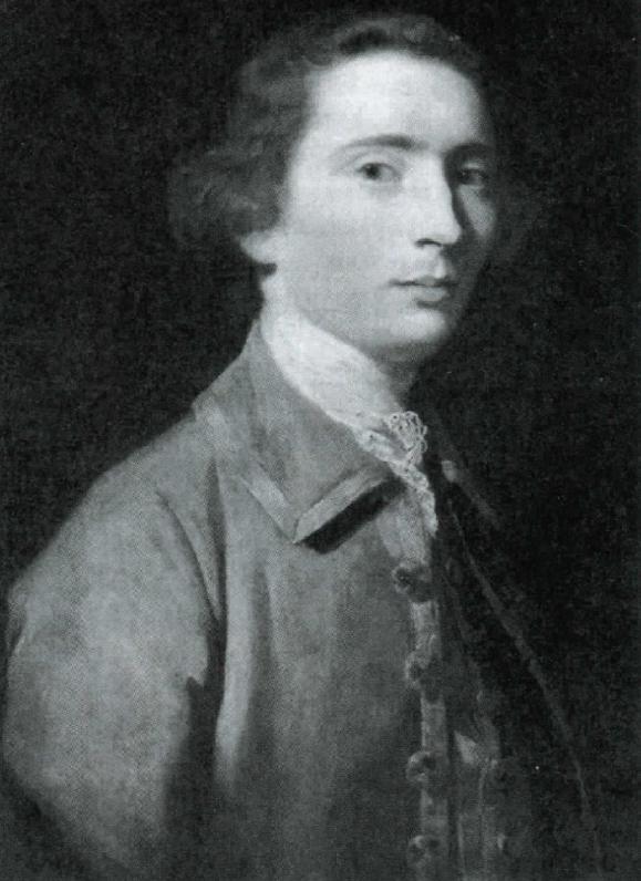 <em>Charles Carroll of Carrollton, signer of The Declaration of Independence.</em>