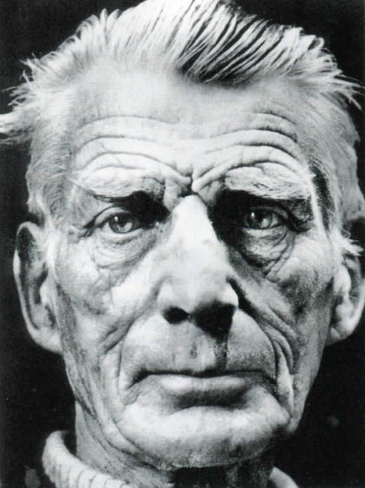 Samuel Beckett.