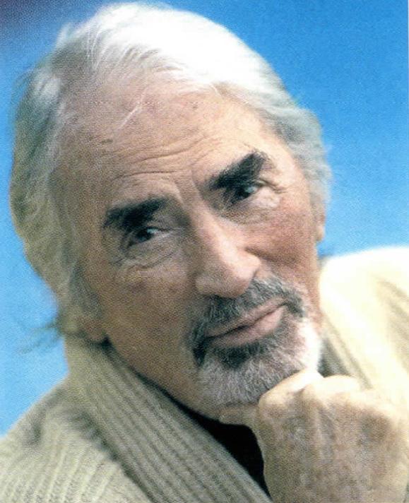 <em>Still handsome at 81, Gregory Peck in 1997 - Photo by Kit DeFever.</em>
