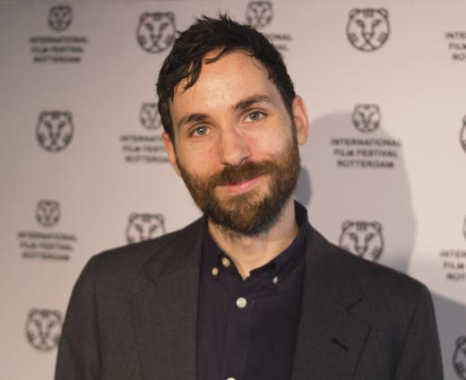 <em>Filmmaker Donal Foreman.</em>