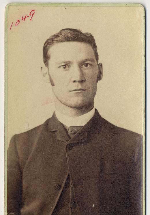 Eddie Guerin, circa 1900.