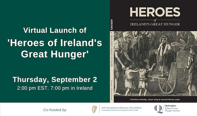 Heroes of Ireland's Great Hunger
